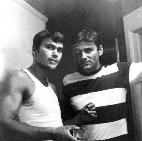 Peter and Geoffrey Deuel